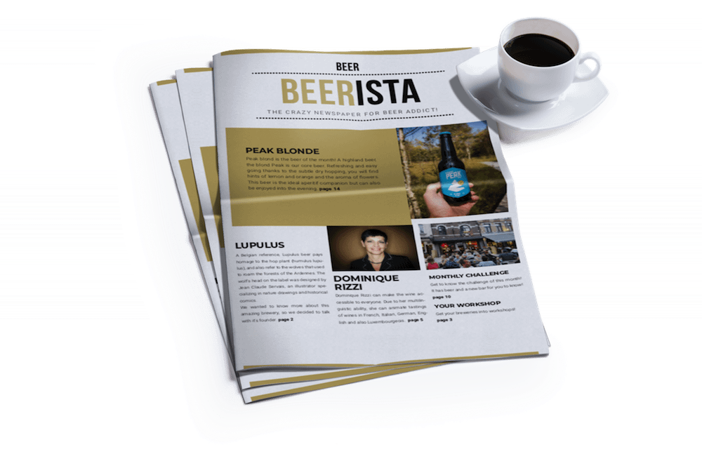 Beerista journal